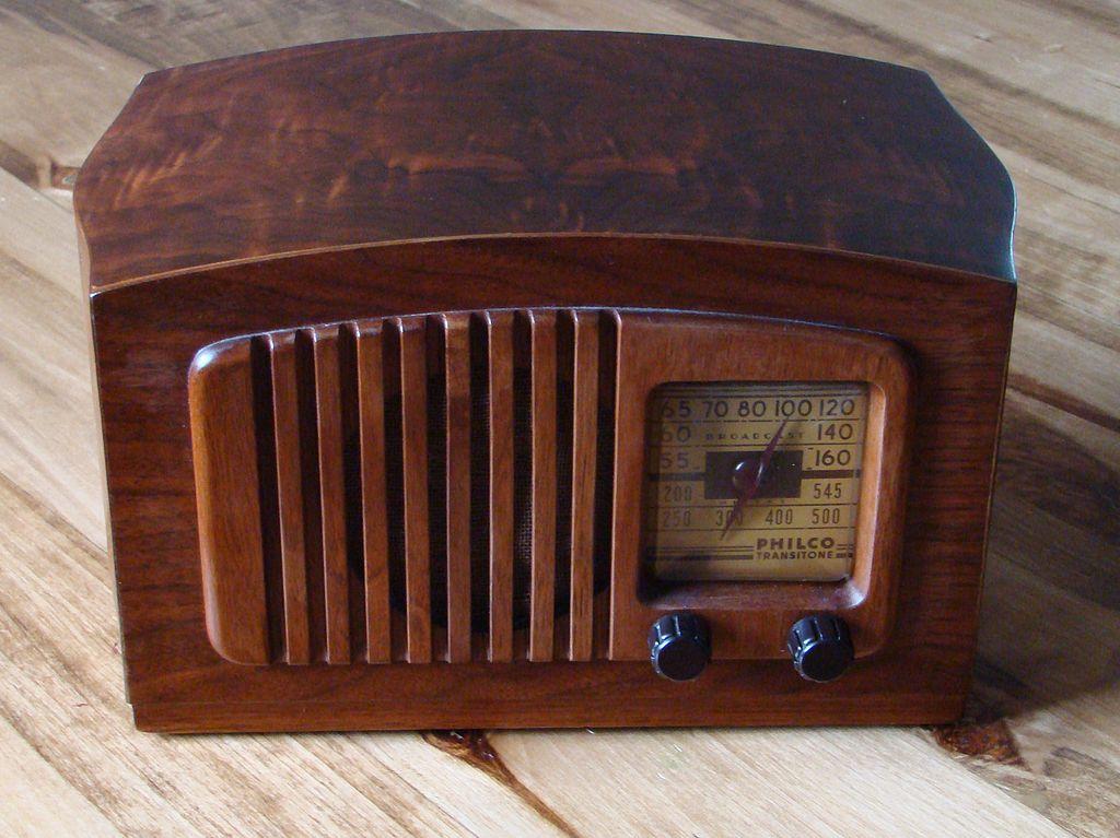 Resultado de imagen para la primera radio