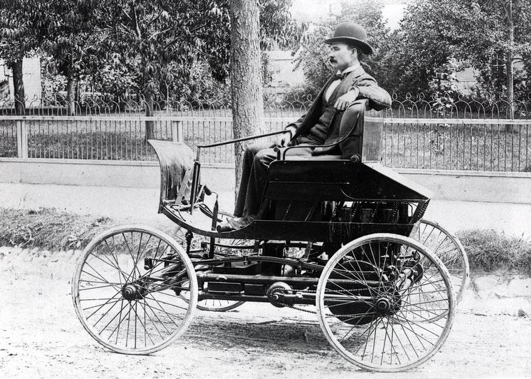 Resultado de imagen para el primer automóvil