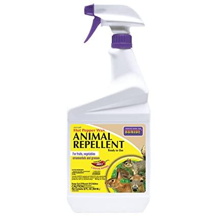 Resultado de imagen para repelente de animales con capsaicina