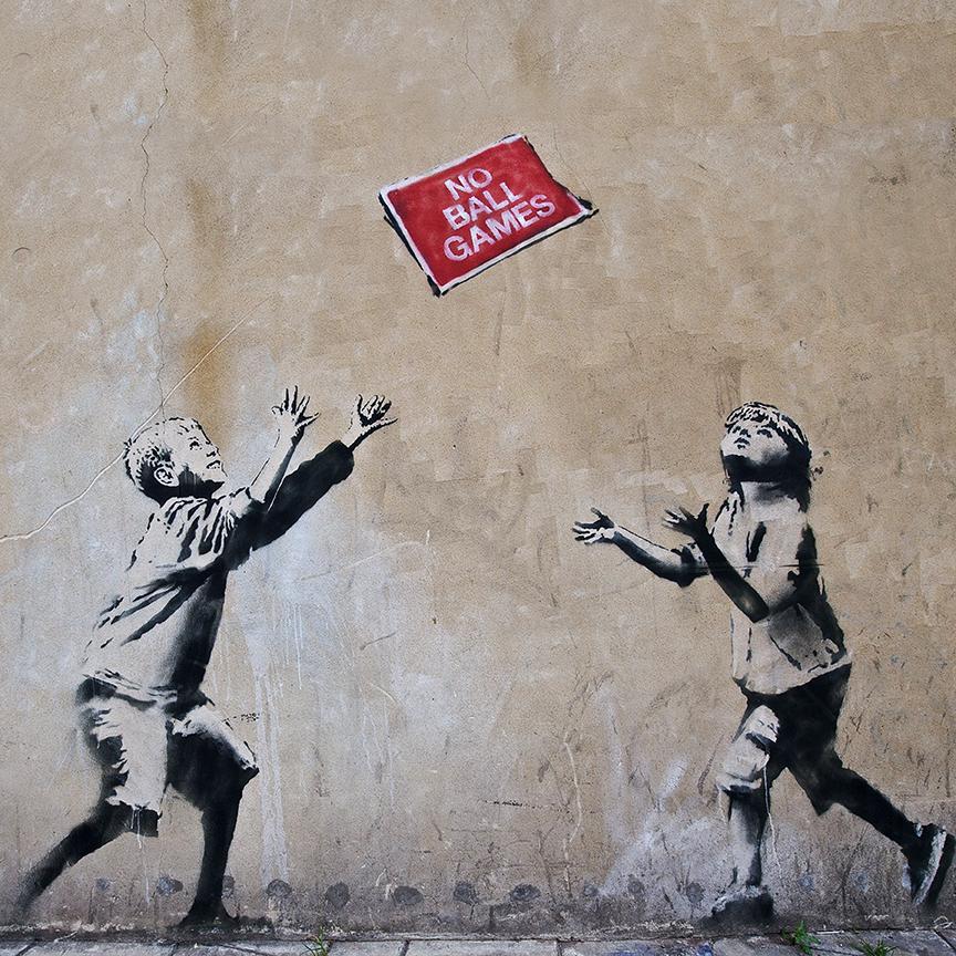Resultado de imagen para Banksy Street Art