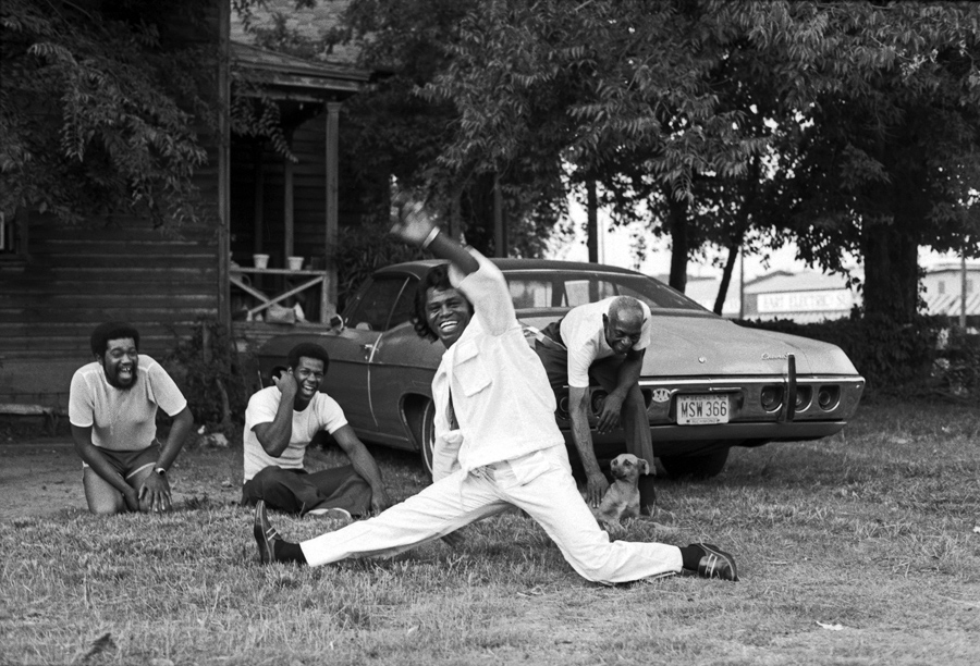 Resultado de imagen de James Brown, Augusta, Georgia, 1979