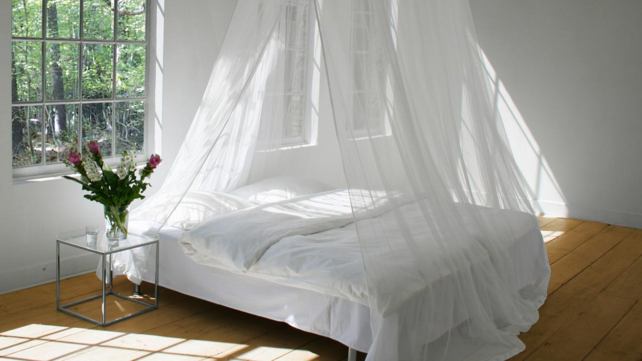 10 trucos para acabar con los mosquitos - Mosquitera casera ...